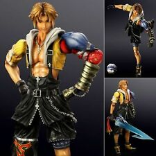 Final Fantasy X Tidus Play Arts Kai Produit Officiel Rare Tout Neuf