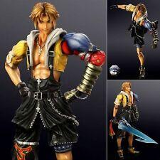 Final Fantasy X Tidus Play Arts Kai Official Merchandise Rare Brand New