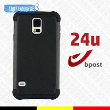 Armor Cover Cas Coque Etui Silicone Hoesje Case Black For Samsung Galaxy S3