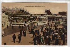 PLEASURE BEACH, BLACKPOOL: Lancashire postcard (C33044)