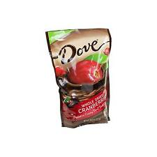 Dove Dark Chocolate Covered Whole Dried Cranberries 26 oz
