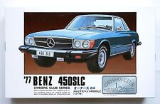 ARII (Micro Ace) 1/24 Mercedes Benz 450 SLC 1977 scale model kit