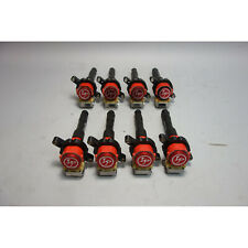Ignition Projects Plasma BMW Coil Set of 8 M52 M62 S62 M73 X5 95-03 Red