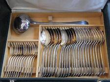 Ménagère Christofle 37 Pièces Modèle América en Argent Plaqué Silver Silber N°2