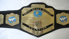 WWF Light Heavyweight Championship belt ADULT SIZE