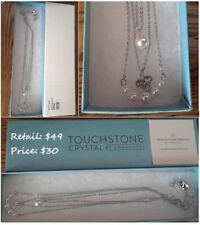 Maddie Necklace Touchstone Crystal By Swarovski