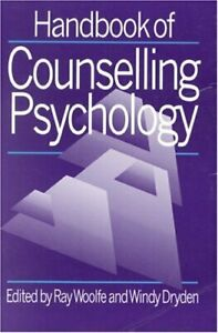 Handbook of Counselling Psychology Paperback Book The Cheap Fast Free Post