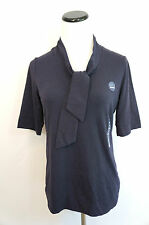 Lands End Shirt New Size Small S Navy Top NWT #0395