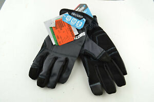 Firm Grip Gloves BLIZZARD 40G THinsulate Hand Warmer Pocket  Size L LG LARGE Tag