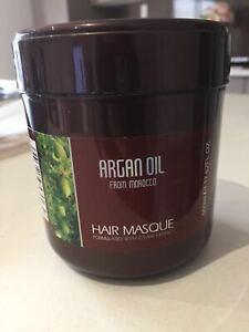 Argan Oil Keratin Protein Hair Mask 500ML-17.62FL.OZ.