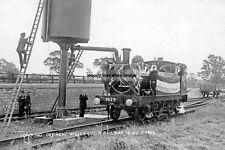 pt0128 - Opening of Derwent Valley Light Railway 1913 , Yorkshire - photo 6x4