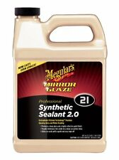 NEW Meguiars M21 Mirror Glaze Synthetic Sealant 2.0  64 oz. FREE SHIPPING