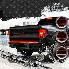 BANDE LED FLEXIBLE CLIGNOTANT STOP 120cm 4x4 PICK UP BENNE Toyota Nissan Ford...