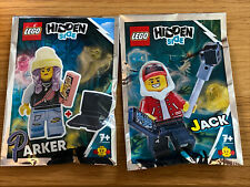 LEGO Minifigures - Jack And Parker  - Hidden Side Sets