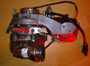 AUDI SQ7 Q7 4,0 Turbolader  057145654N TJN00711R GTD2056VZK Porsche Stellmotor