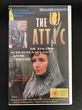 The Attic Ex-Rental Vintage Big Box VHS Tape English with dutch subs