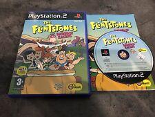 PS2 : THE FLINTSTONES BEDROCK RACING