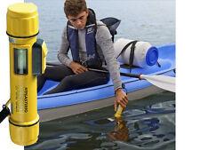 Sondeur à main Echotest II - Etanche à -50 mètres - Plastimo - plongée - bateau