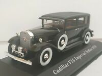 1:43 CADILLAC V16 IMPERIAL SEDAN 1930 COCHE DE METAL A ESCALA SCALE CAR DIECAST