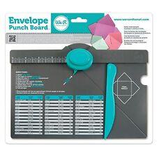 We r memory keepers enveloppe punch board * nouveau * gratuit p & p *