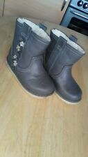 Baby Girls Next Boots Size 6