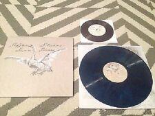 """Sufjan Stevens Seven Swans BLUE VINYL LP Record & 7"""" with non album songs! NEW!!"""