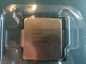 Intel Core i5-7500 3.4 GHz Processor SR335