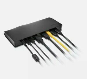 Kensington K38231WW SD4600P USB-C Universal Dock with Power