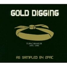 Gold Digging as Sampled by 2pac Various Artists Audio CD