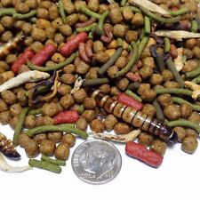 GB-550  Mazuri Turtle Blend Pellets with Giant Mealworms & More