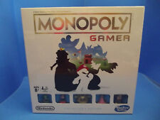 Rare Nintendo Collector's Edition Monopoly Board Game. NIP 2017
