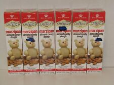 6 Odense MARZIPAN Almond CANDY DOUGH 7 oz Denmark GLUTEN FREE Confections