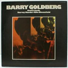 BARRY GOLDBERG - BARRY GOLDBERY AND FRIENDS - ROCK BLUES VINYL LP