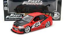 Sean's Mitsubishi Lancer Evolution VIII Fast and Furious Tokyo Drift 2006 1:18 J