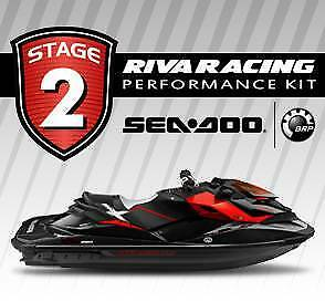 SeaDoo 2012-2015 RXP-X 260 STAGE 2 Kit 72+MPH RIVA Power Filter MapTunerX Impell