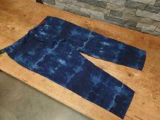 Ralph Lauren Jeans Premier Skinny Crop Indigo Acid Wash Plus Sz 20W $109 NWT