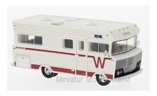 #87606 - BoS-Models Winnebago Brave - weiss/rot - 1973 - 1:87