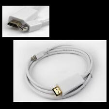 6FT MINI DISPLAYPORT/THUNDERBOLT TO HDMI ADAPTER CABLE MACBOOK AIR PRO MAC IMAC