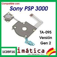 CABLE FLEX PARA SONY PSP 3000 3004 IZQUIERDA BOTONES DE MOVIMIENTO TA-095 GEN 02