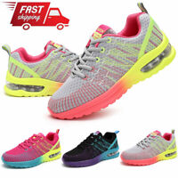 Womens Air Cushion Casual Sneakers Athletic Sport Running Non-slip Tennis Shoes