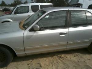 Driver Left Front Door Thru 5/31/00 Fits 98-00 CROWN VICTORIA 346962