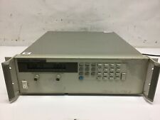 Agilent Hp 6553a Dc Power Supply 0 35v 0 15a Load Tested