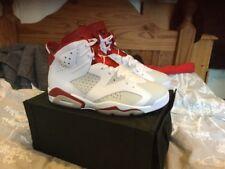 Nike Air Jordan 6 Retro Rechange Lièvre UK 8 Deadstock Entièrement neuf dans sa boîte infered