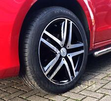 """Genuine Mercedes New 2015 Vito/V-Class  19"""" 5-Spoke Alloy Wheel Set (WDF447)"""