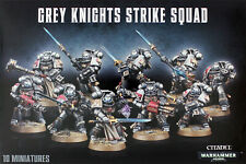 Grey Knights Strike Squad Bits