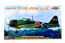 Hasegawa 51654 1/32 Zero Type 52 Commemorative Flight 1995 w/ video