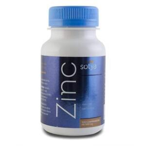 ZINC 100% CDR - 100, 200, 300 o 500 Comprimidos de 500 mg - SOTYA -