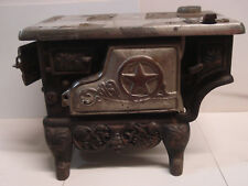 PERFECTION MINI CAST IRON STOVE - VINTAGE SALESMAN SAMPLE