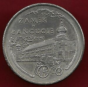 Poland 1993 20000 zlotych coin