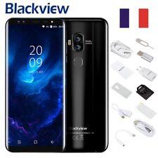 """Blackview S8 4Go+64Go 4G Smartphone 5.7"""" Téléphone Android 7.0 Octa Core 3180mAh"""